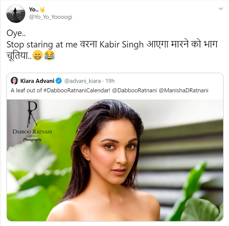 Where is Kabir Singh?