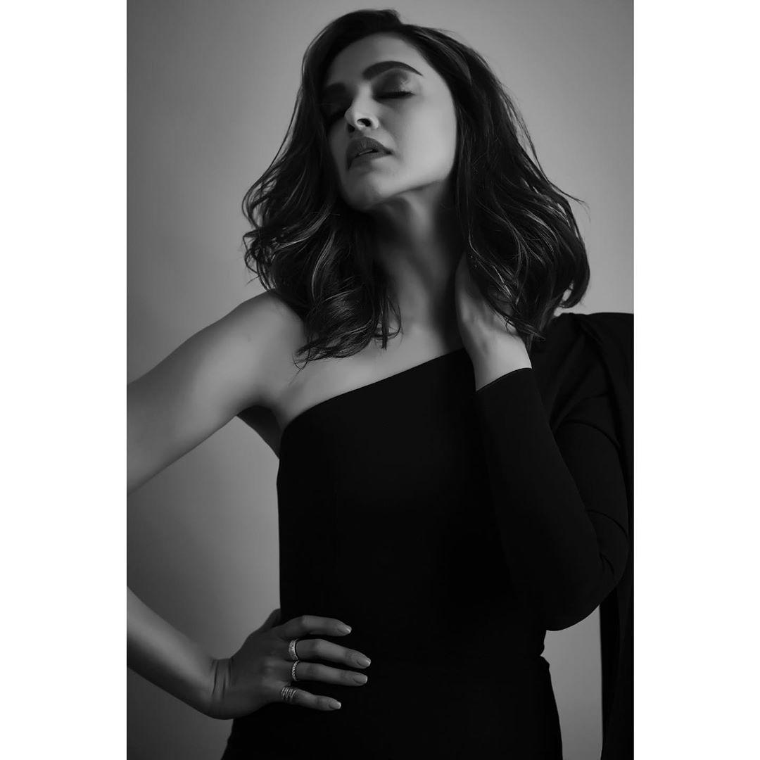 Deepika Padukone: Three Times The Actress Slayed in a Black Dress