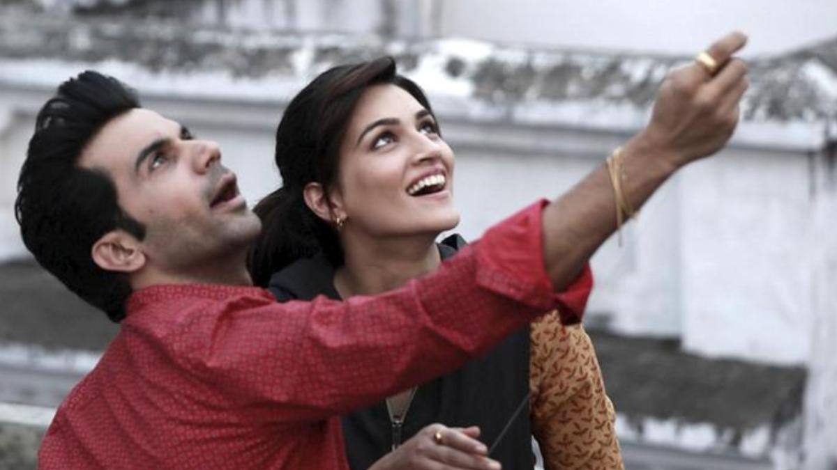 Rajkummar Rao and Kriti Sanon