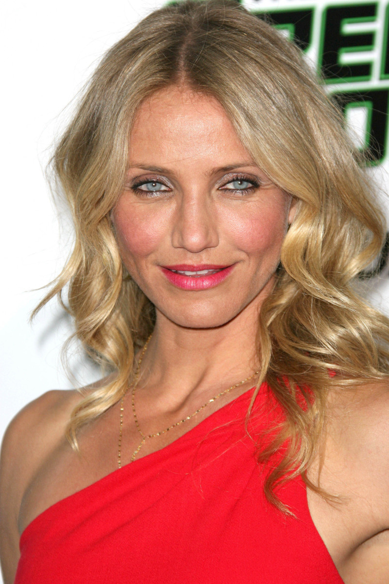 Cameron Diaz is a famous for her comedy films