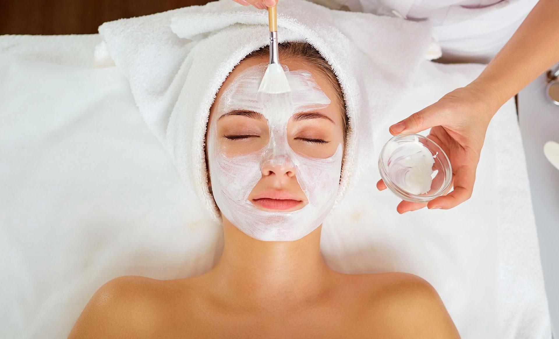 How often manicure facial massage haircut