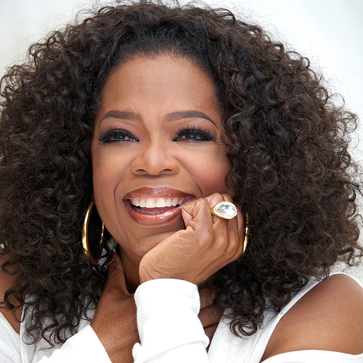 Oprah Winfrey is among the most influential black Americans in the world