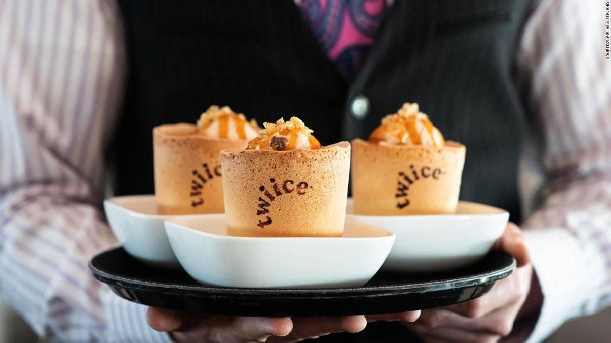 Twiice, Edible Coffee Cups