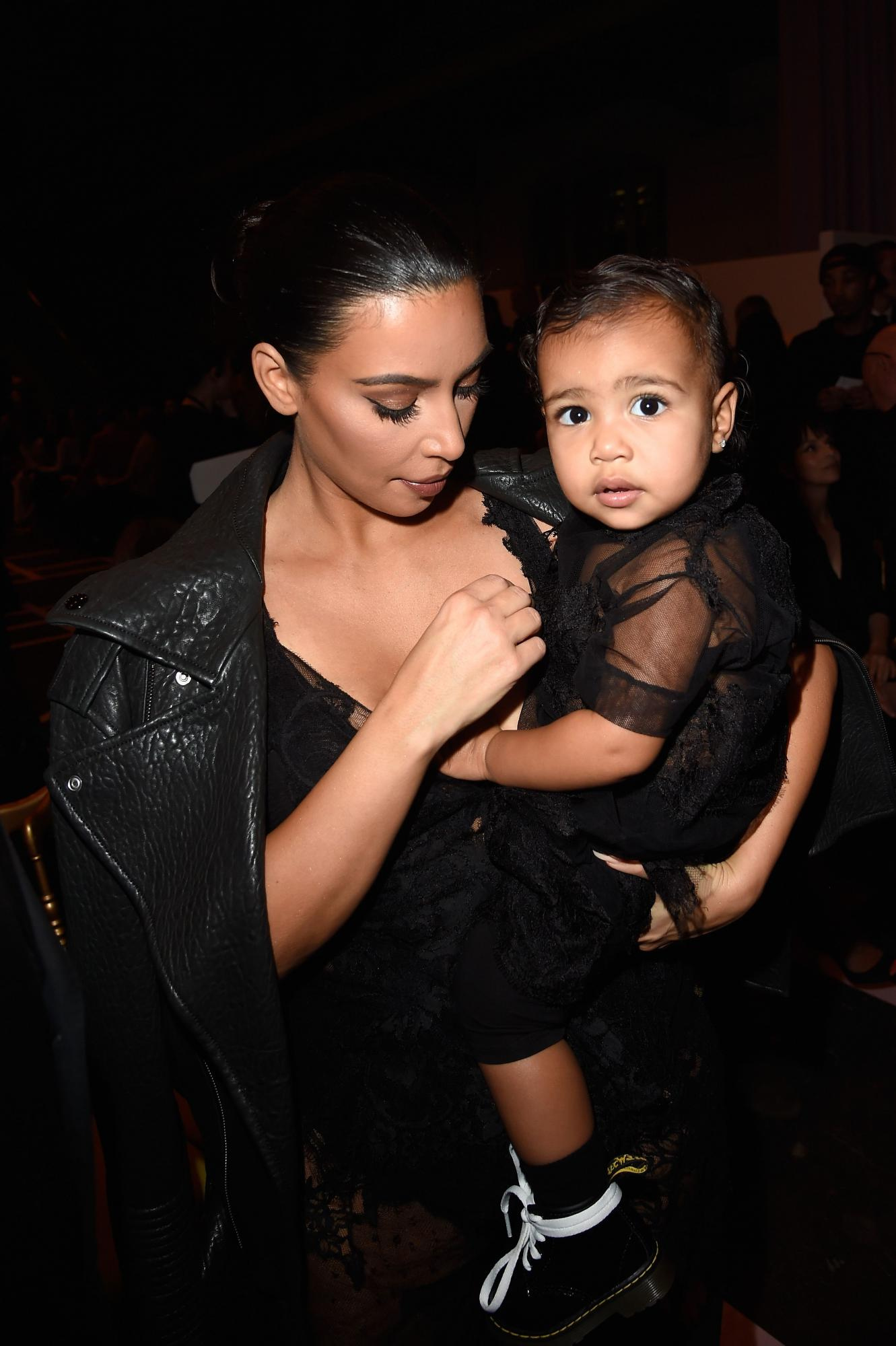 Kim Kardashian's Latest Click is Proof North West is Her Clone