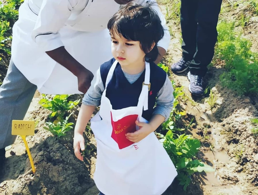 Taimur Ali Khan's Latest Picture Will Melt Your Heart