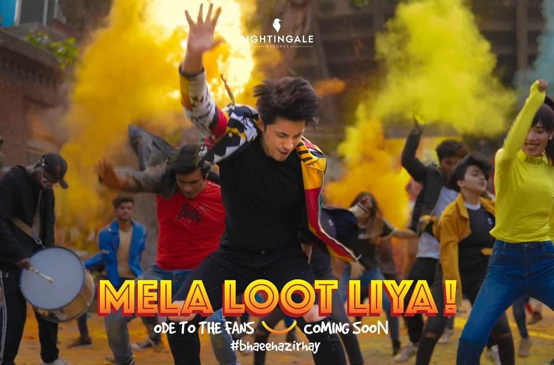 Ali Zafar's Song Mela Loot Liya: Watch the Full Song!