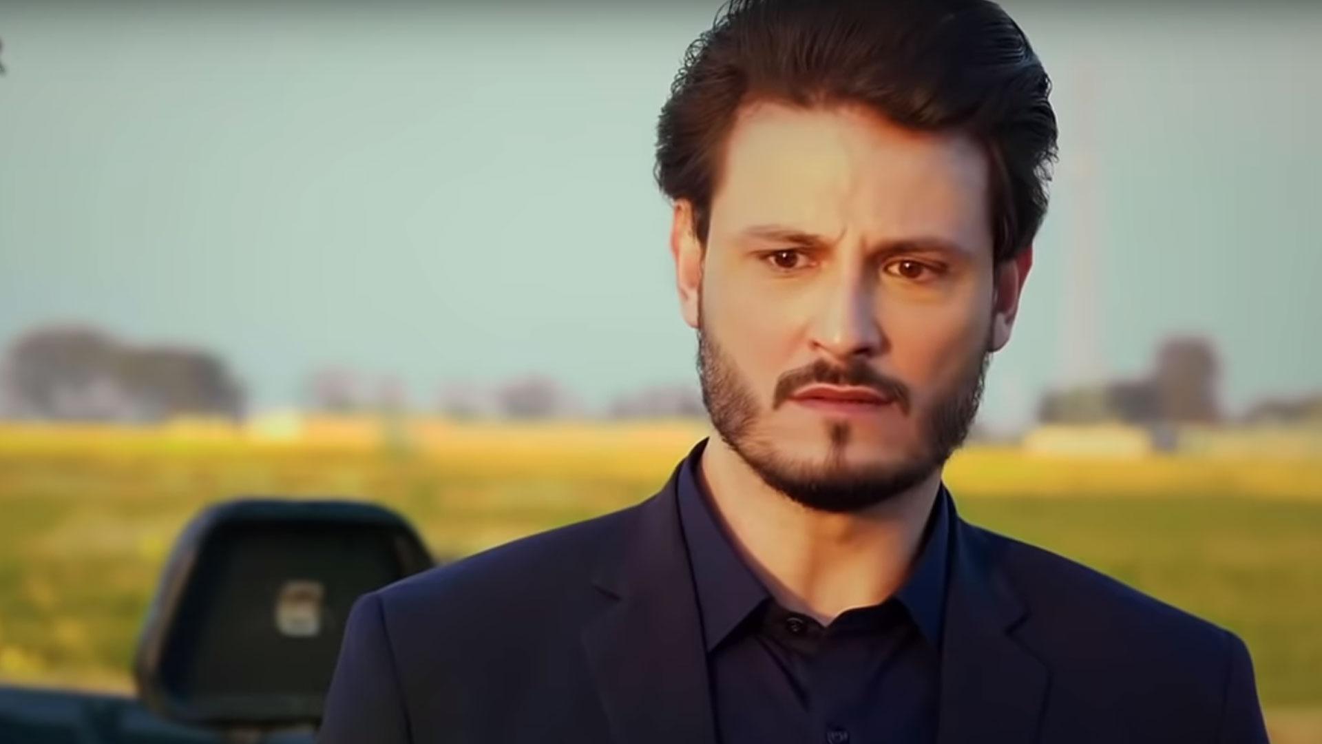 Osman Khalid Butt in Ehd e Wafa