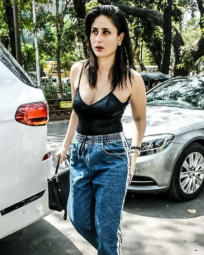 Kareena Kapoor Slays in Casual Chic Lunch Date Look