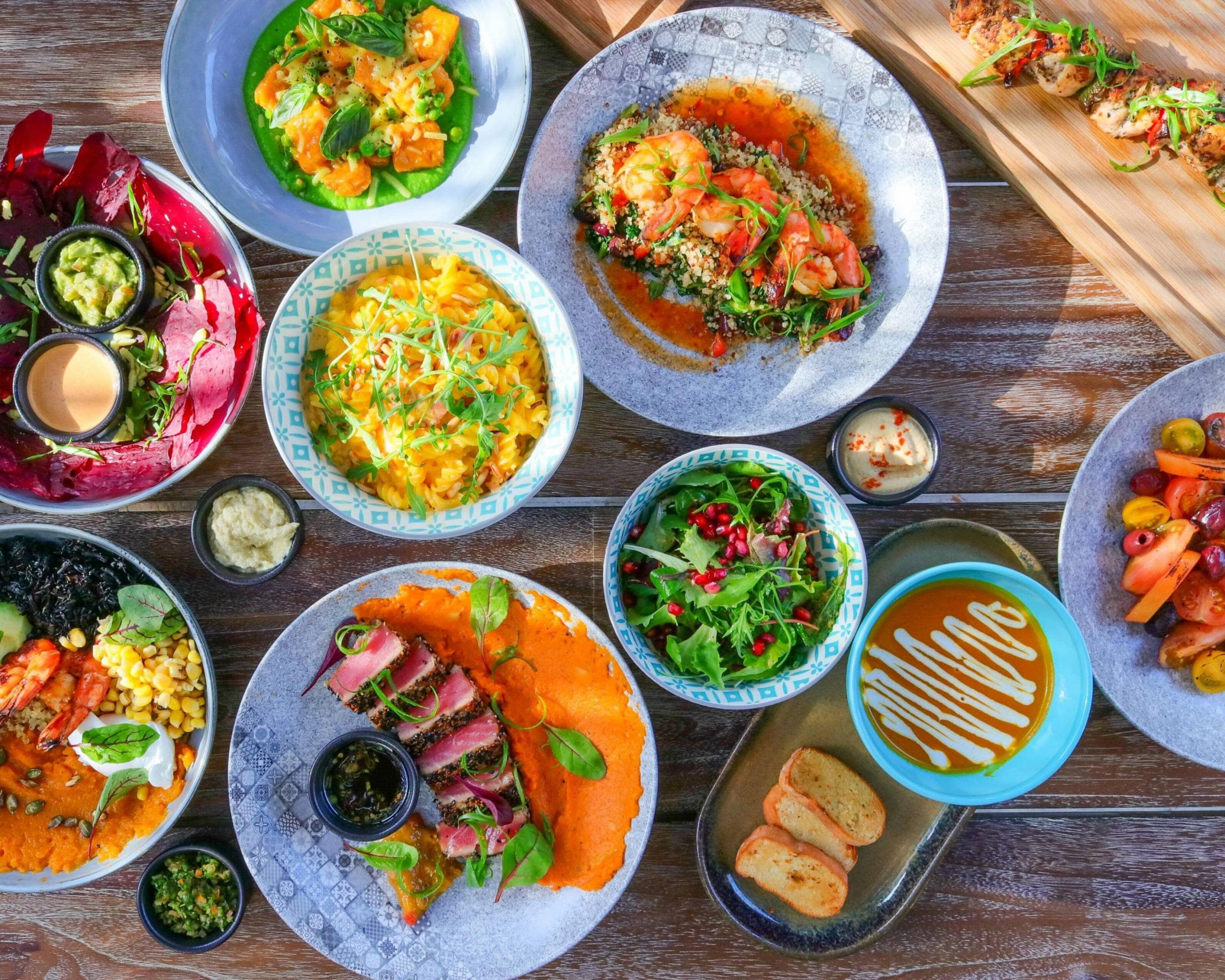 Top 15 Vegan-Friendly Restaurants in Dubai