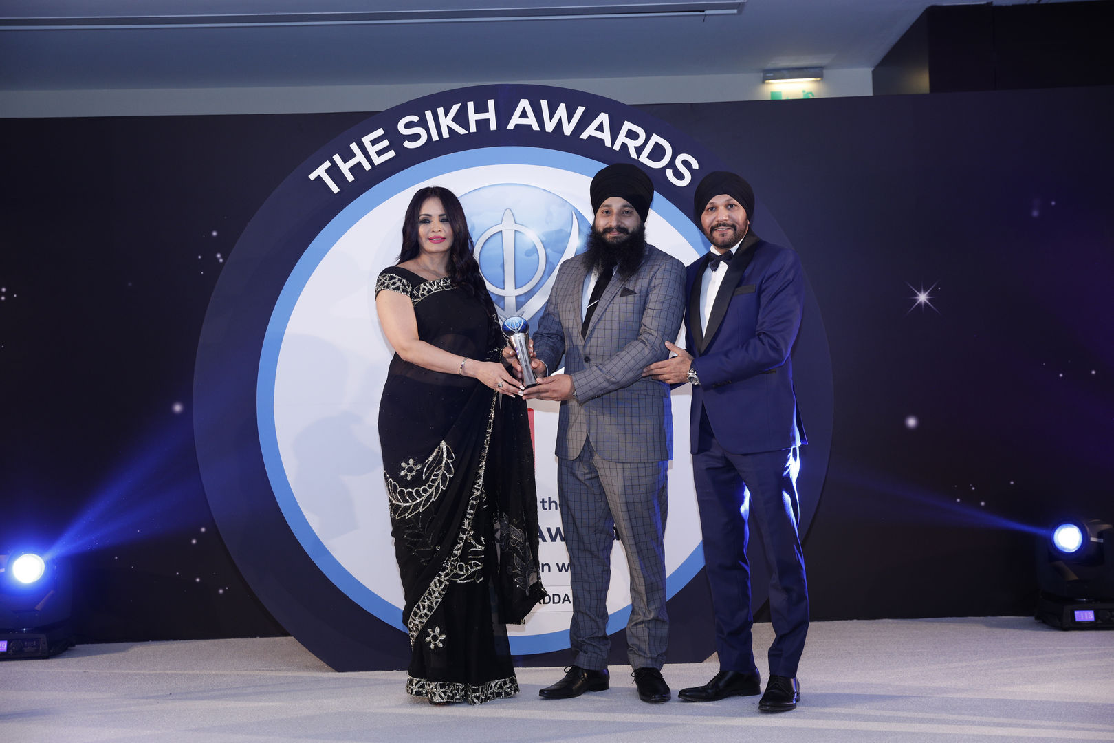 First Ever Sikh Awards Held in Dubai