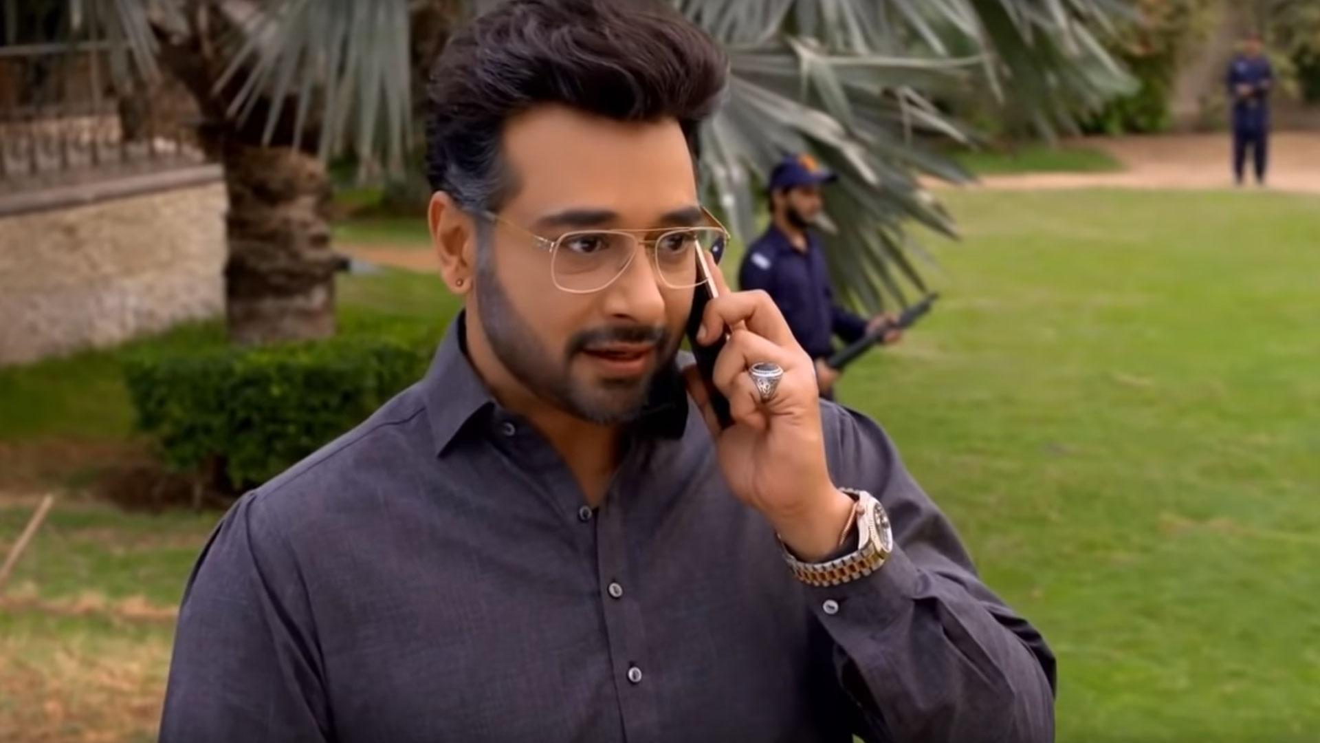 Faysal Quraishi as Raima in Muqaddar