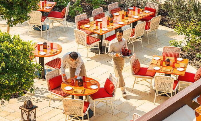 Top Ten Brunch Places in Dubai