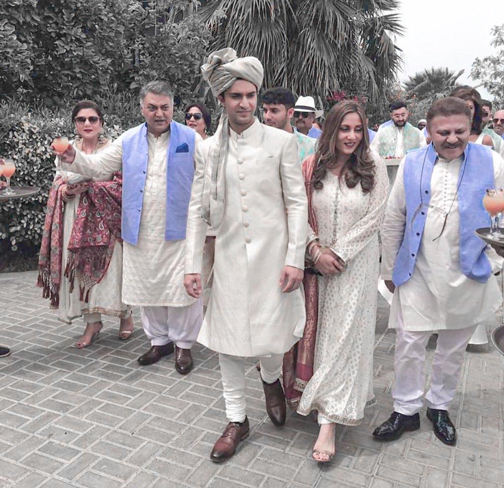 Ahad Raza Mir and Asif Raza Mir