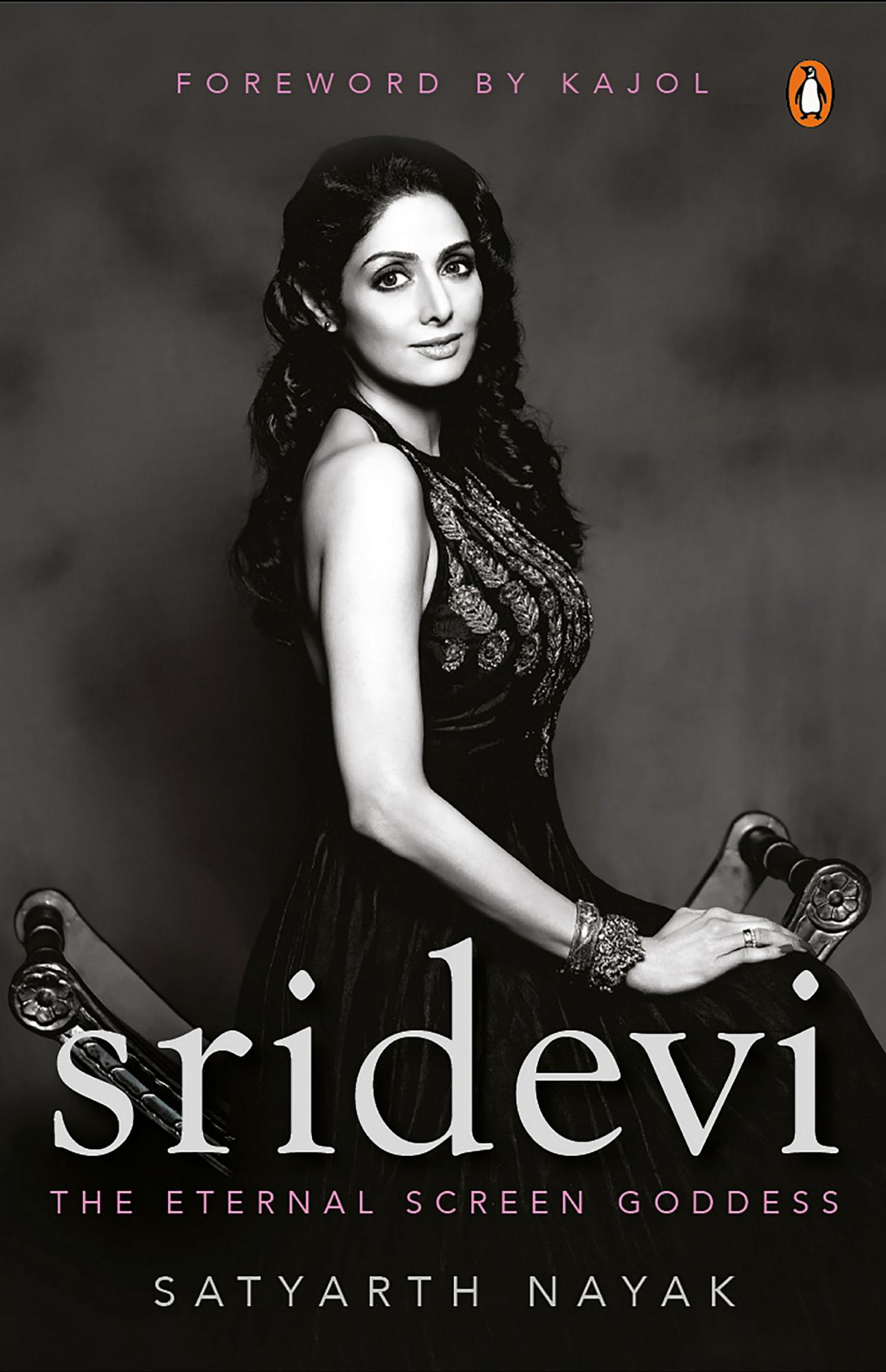 Sridevi: The Eternal Screen Goddess: Why This Biography of the Late Screen Goddess is a Must-Read