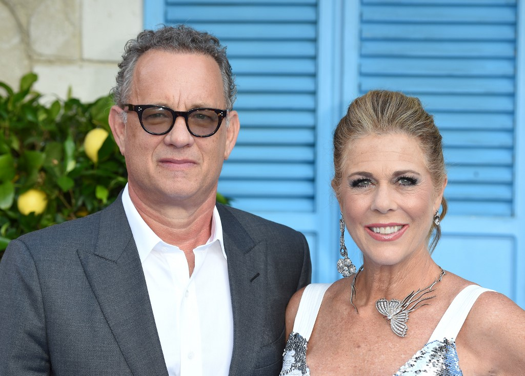 Rita Wilson says Broadway producer tried to fire her after her cancer diagnosis