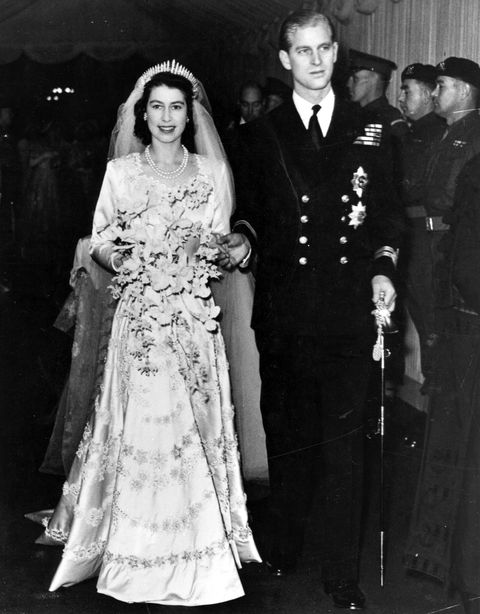 Queen Elizabeth II and Prince Phillip got married on November 20th, 1947