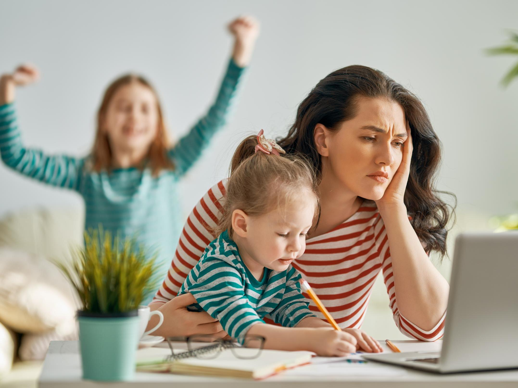 E-Learning: How Parents Are Coping