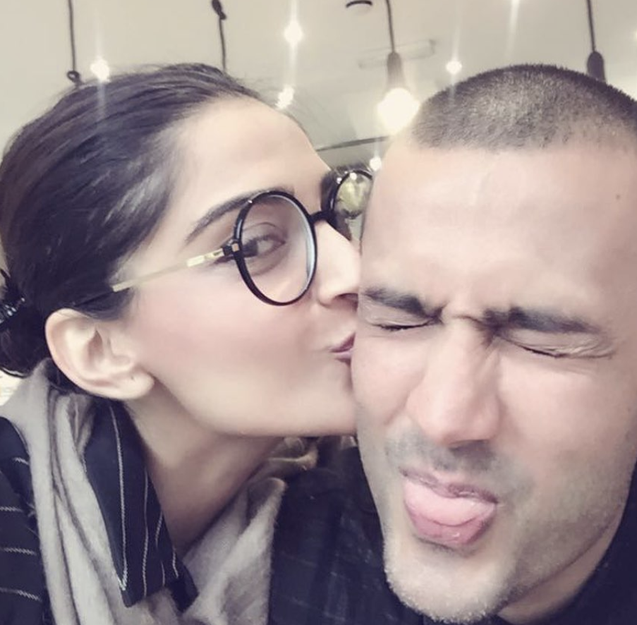 Sonam Kapoor and Anand Ahuja: Three Times They Made Us Go Aww