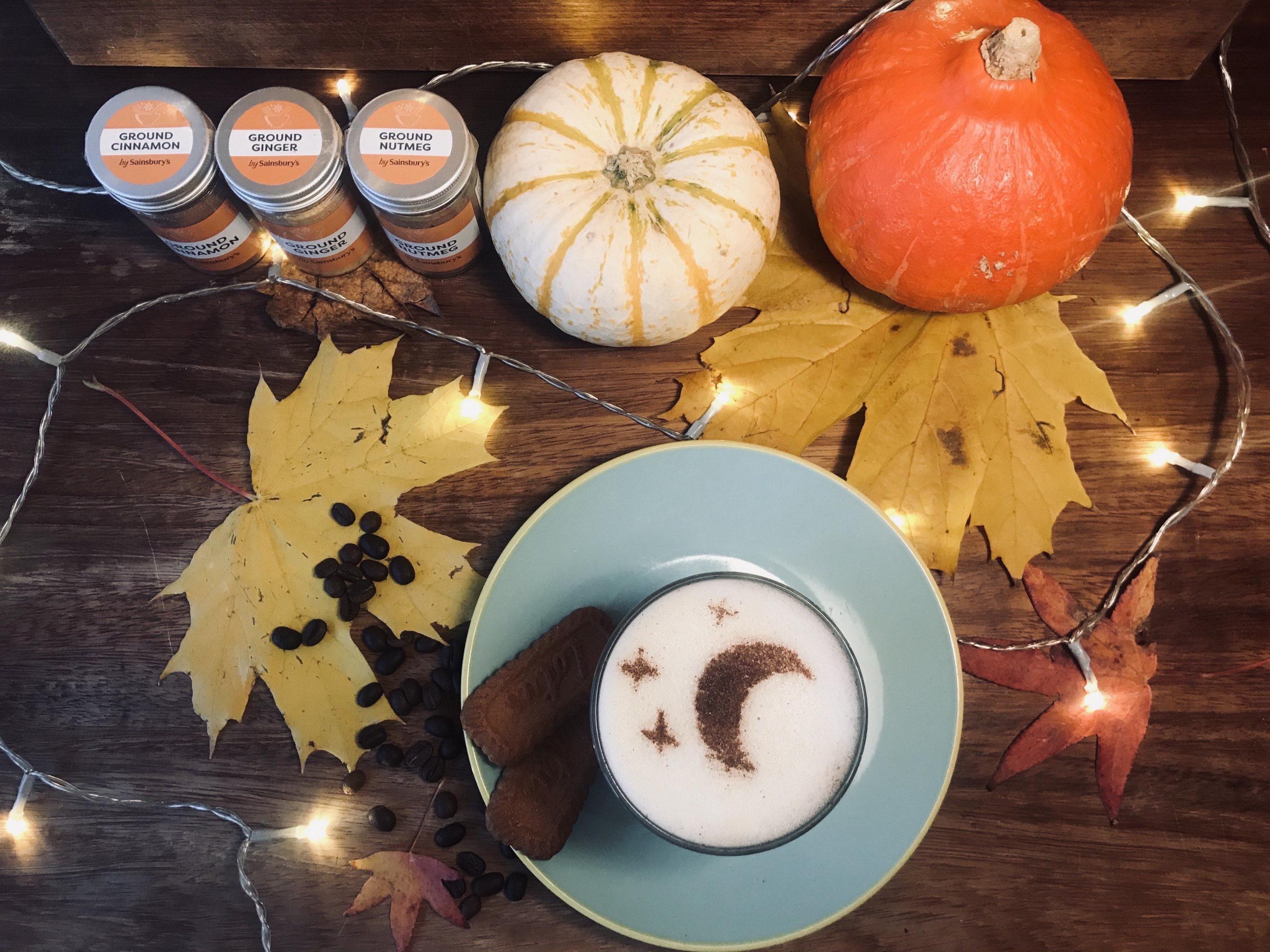 Masala's Halloween inspired Pumpkin Spiced Latte Recipe