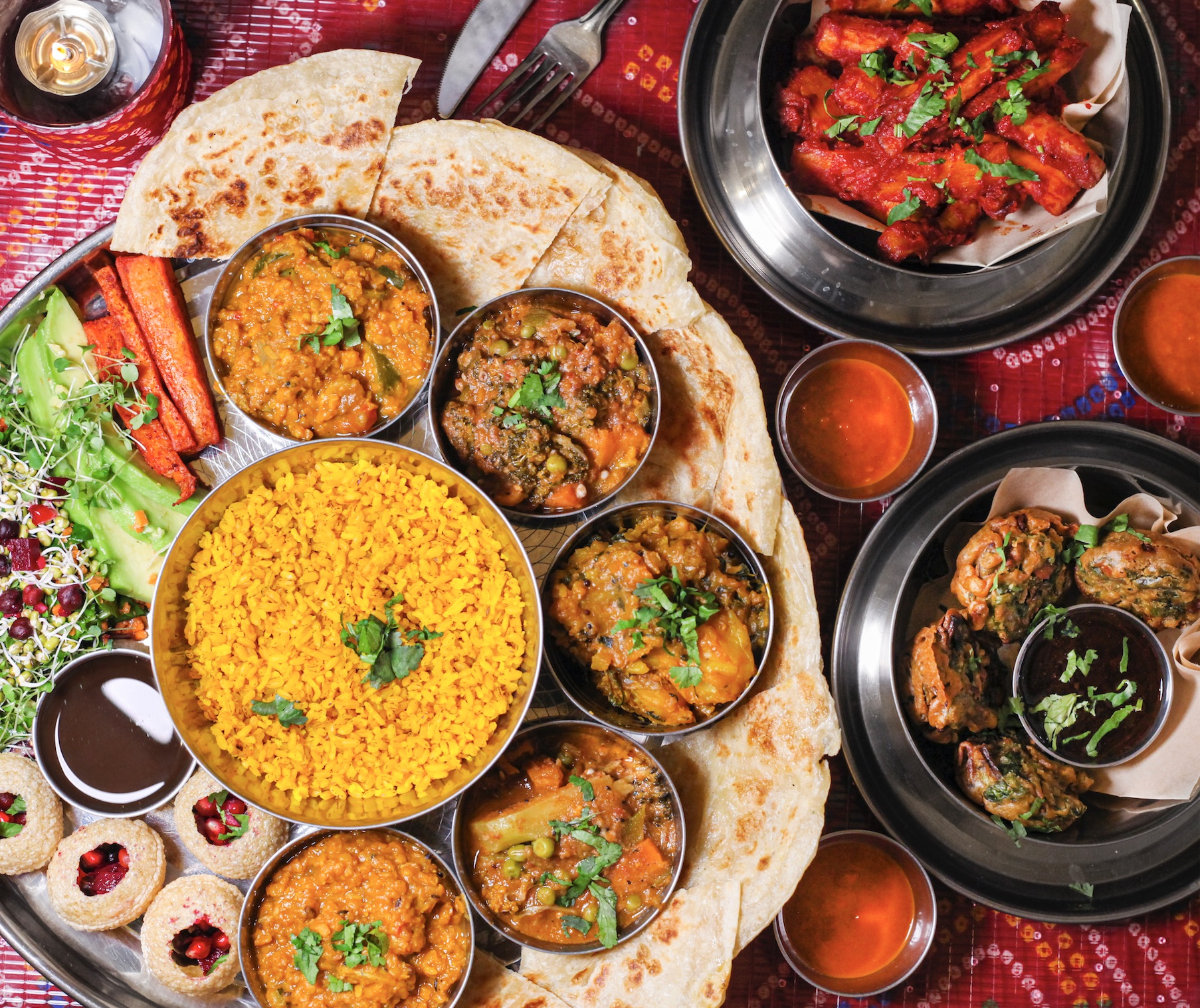 Diwali 2020: The best festive food delivery services in London