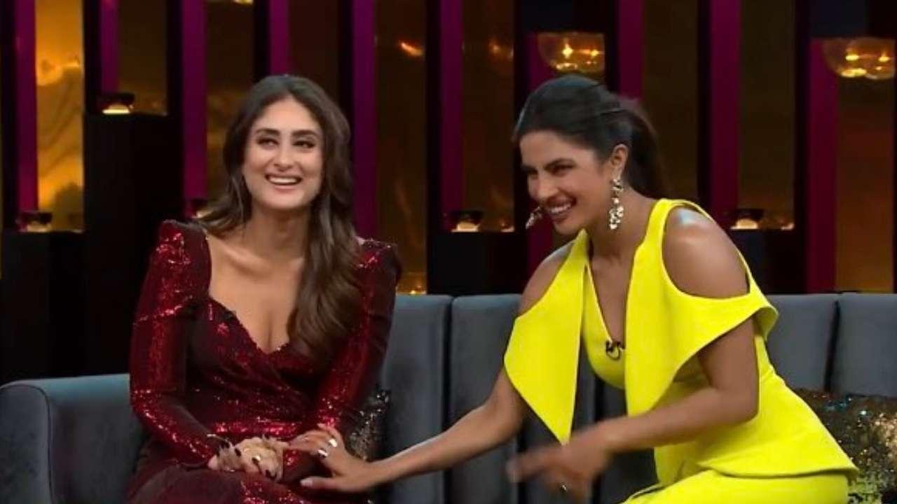 What went wrong between Kareena Kapoor and Priyanka Chopra?