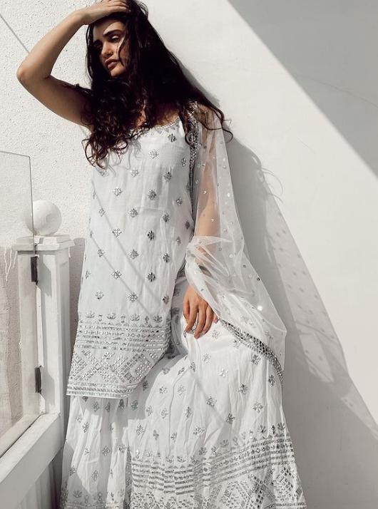Soha Ali Khan, Gabriella Demetriades, and Huma Qureshi picked this same outfit on the occasion of Eid ul-Fitr - Masala.com