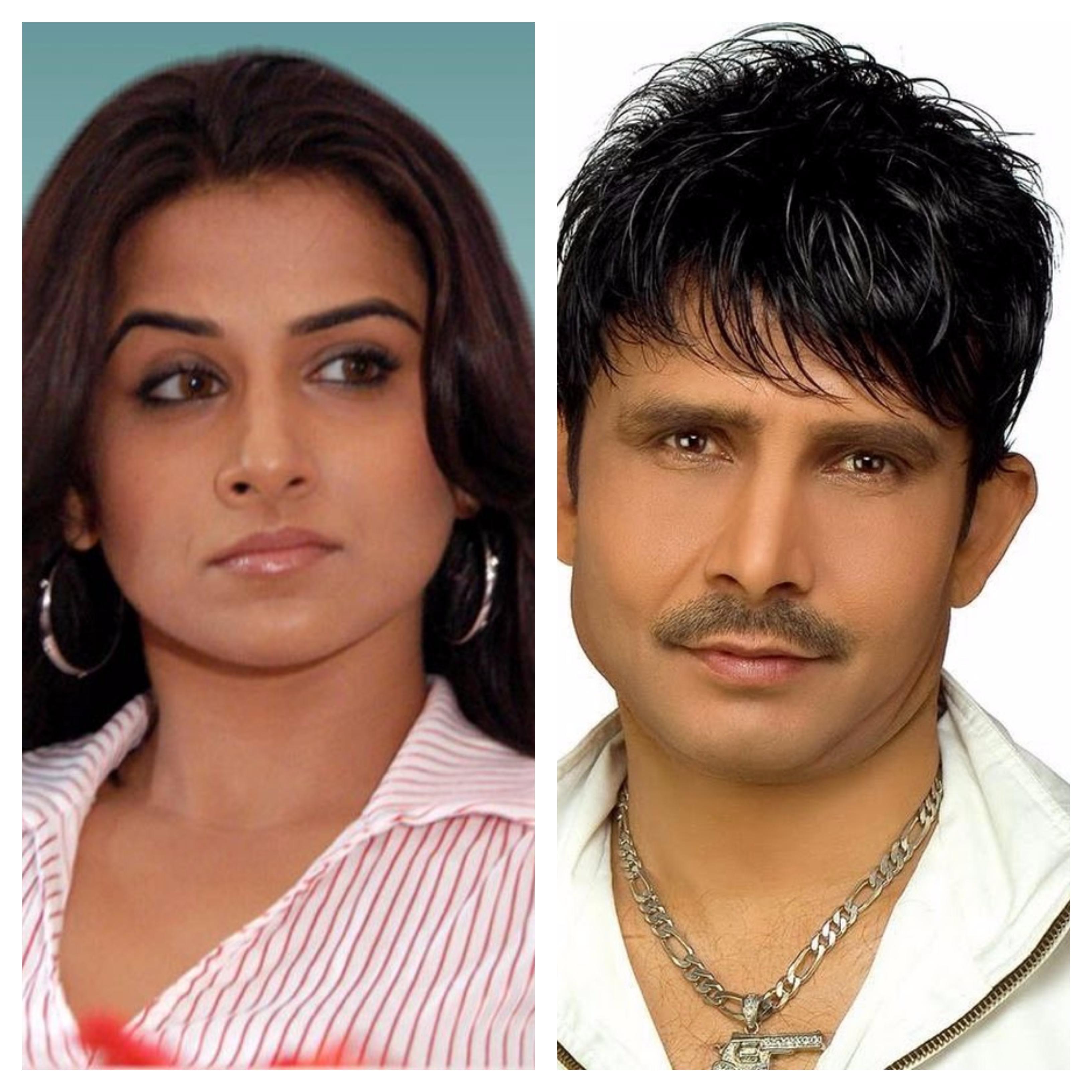 KRK did not review Vidya Balan's Sherni because he says it's a 'small' film
