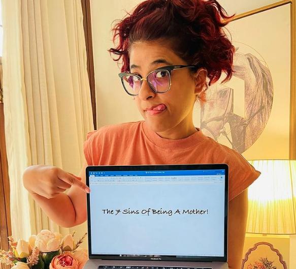 Tahira Kashyap announces new book on motherhood