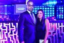 Arjun Kapoor in Dubai at La Porte des Indes Opening Party