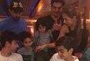 Malaika Arora Khan And Arbaaz Khan Celebrate Their Son's Birthday With The Khan-daan