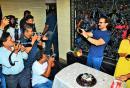 Aamir Khan Returns to Mumbai to Celebrate His 53rd Birthday with Wife Kiran Rao
