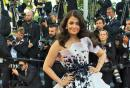 Aishwarya Rai Bachchan at The Cannes Film Festival
