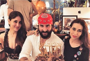 Inside Pics: Saif Ali Khan Rings in His 49th Birthday with Kareena Kapoor, Sara Ali Khan and Ibrahim Ali Khan