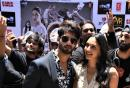 Shahid Kapoor And Kiara Advani Are All Decked Up And Ready For The Launch Of 'Kabir Singh' Trailer