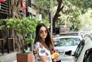 Rakul Preet Singh Spotted Out Looking Fashionably Cute