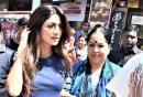 Shilpa Shetty Kundra Spotted Out With Family