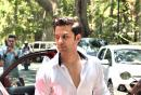 Celebrities Spotted At Devgn Residence Paying Final Respect To Veeru Devgn