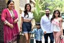 Shilpa Shetty Celebrated Birthday With Family