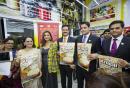 Parineeti Chopra At Launch Of An Al Adil Store In Dubai