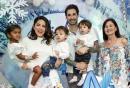 Sunny Leone Celebrates Daughter Nisha Kaur Weber's 4th Birthday