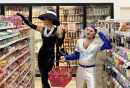 Jessica Biel, Halsey Sport Other Celebrities in Freakiest Halloween Looks Yet