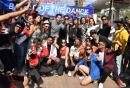 Varun Dhawan, Shraddha Kapoor At The Trailer Launch Of 'Street Dancer 3D'