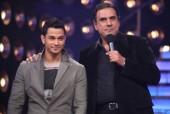 Kunal Khemu and Boman Irani on TV show