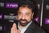Rajnikant votes, Kamal Haasan not allowed to