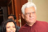 Another family feud for Om Puri