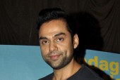 Abhay's set for dinner with a Hollywood siren