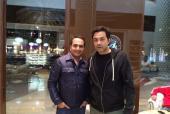 Bobby Deol in Dubai!