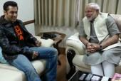 When Salman Khan Met Narendra Modi: Kite-flying, Undhiyu and Politics
