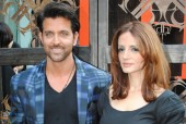 Hrithik Roshan and Sussanne Roshan Come Together