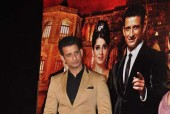 Sharman Joshi, Anupam Kher, Jackie Shroff Snapped at the Gang of Ghosts Trailer Launch